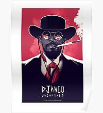 DJANGO UNCHAINED CARTEL Poster