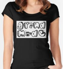 Baristalife Women's Fitted Scoop T-Shirt
