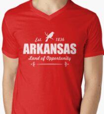 Arkansas Opportunity  Men's V-Neck T-Shirt