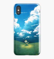 Under the Clouds iPhone Case/Skin