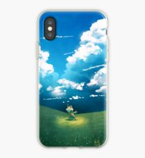 Under the Clouds iPhone Case