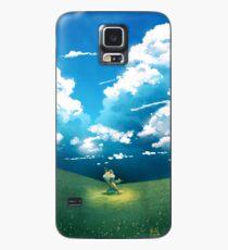 Funda/vinilo para Samsung Galaxy Debajo de las nubes