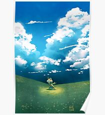 Under the Clouds Poster