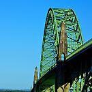 Newport Bridge by Richard Bozarth