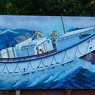 Stormy/Newport by Richard Bozarth