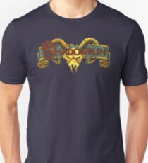 Shadowrun (Genesis Title Screen) Unisex T-Shirt