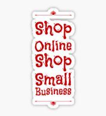 Shop Online cute Sticker