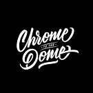 CHROME - Hand Lettering Black & White by Made by Mighty