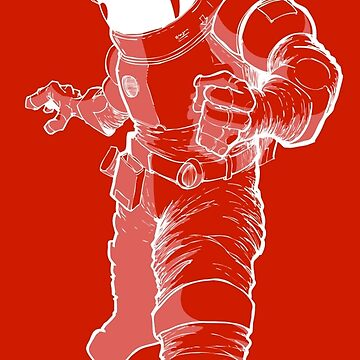 Astronaut Suit by doodlebags