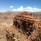 Grand View at the Canyon by stumbelina