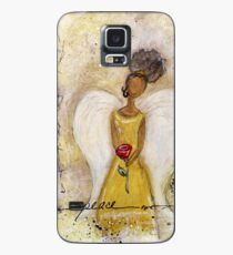 Angel of Peace 2, African American, Black Angels, Latina Case/Skin for Samsung Galaxy