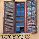 Gap-Toothed Window by phil decocco