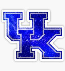 Galaxy University of Kentucky Sticker