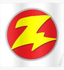 Toy Story - Zurg Logo Poster