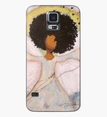 Boundless Angel, African American, Latina, Black Angel Case/Skin for Samsung Galaxy