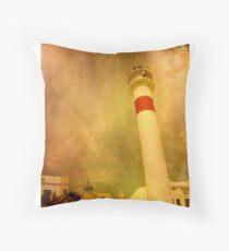 Lighthouses Throw Pillow