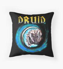 Warcraft - Druid Throw Pillow