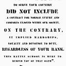 The Oath - black by docdoran