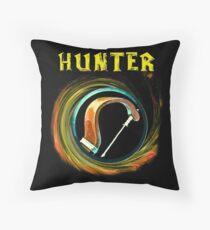Warcraft - Hunter Throw Pillow