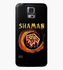 Warcraft - Shaman Case/Skin for Samsung Galaxy