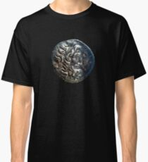 Zeus Ancient Greek Gods Coins Pagan Historic Greece Hellenistic Classic T-Shirt