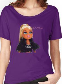 Plastic Surgery Bratz Doll Women's Relaxed Fit T-Shirt