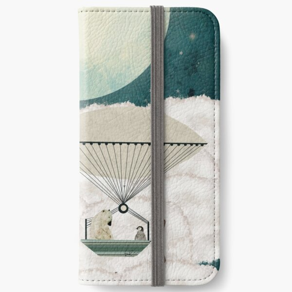arctic explorers iPhone Wallet
