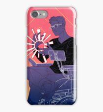 DCW Tarot - The Emperor iPhone Case/Skin