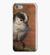 Bird on the Beam iPhone Case/Skin