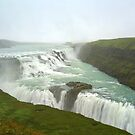 Gulfoss by Aase