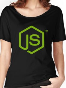 Nodejs Women's Relaxed Fit T-Shirt