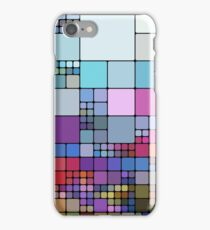 Abstract Visualization iPhone Case/Skin