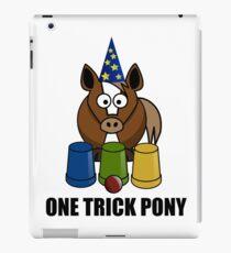 One Trick Pony iPad Case/Skin