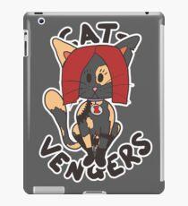 Cat Widow iPad Case/Skin