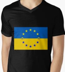 Ukraine in the EU T-Shirt