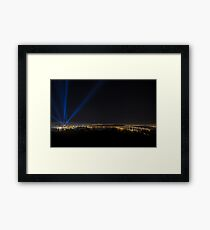 Articulated Intersect 3 Framed Print