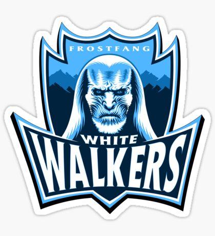 Frostfang White Walkers Sticker