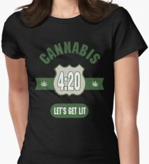 Cannabis 420 T-Shirt