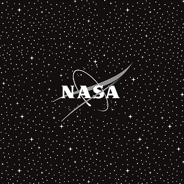 NASA - Negro y blanco de heathaze