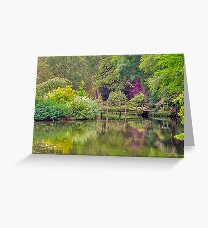 Kates Bridge Greeting Card