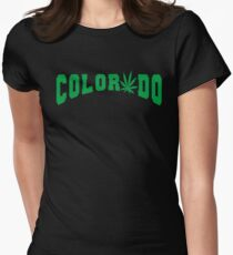 Marijuana Leaf Colorado T-Shirt