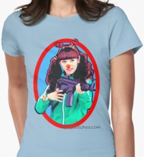 Crayon Pop 크레용팝 Lonely Christmas Soyul 소율 Women's Fitted T-Shirt