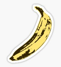 A Very Ripe Banana Sticker