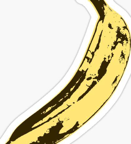 A Very Ripe Banana Sticker