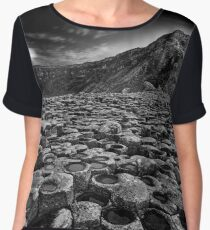 Giants Causeway Moonrise Women's Chiffon Top