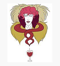 Wine Spirits Photographic Print