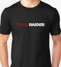 TOMB RAIDER LOGO (2013) T-Shirt
