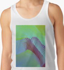Camiseta de tirantes Pixelsorted gradient  11 21e6233c6d5