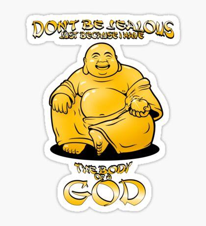 Body of a God Sticker