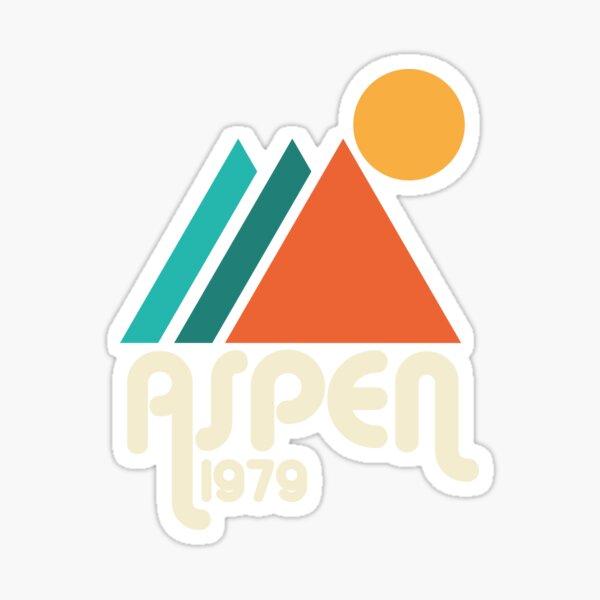 ASPEN 1979 Sticker